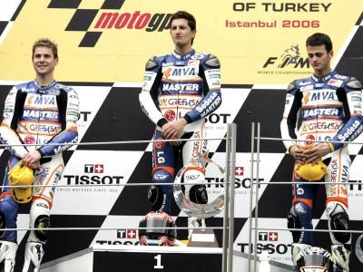 Los números de 125cc ante el GP de Turquía