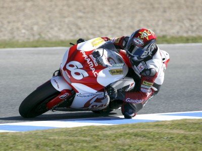 Pramac d'Antin unanimous in quest for improvement