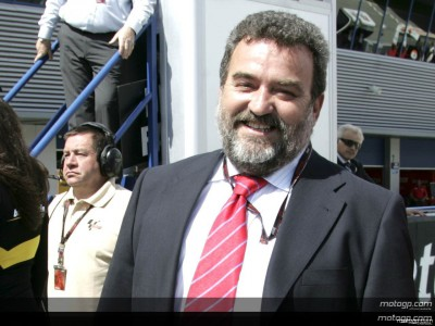 Juan Álvarez se despide de la RFME después de más de trece años
