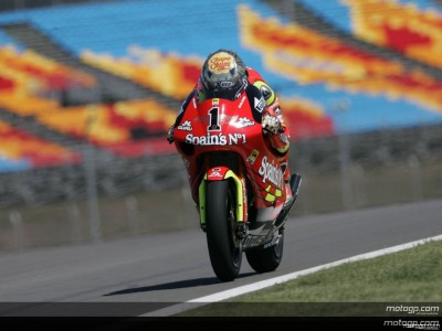 Lorenzo edges out Bautista by tight margin in 250cc Saturday free practice