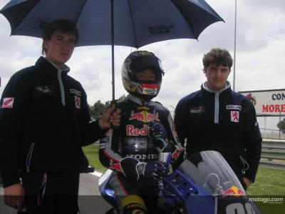 CEV Buckler season starts for MotoGP Academy