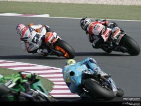 Die wichtigsten Rennziffern in der MotoGP auf den Weg in den Osten