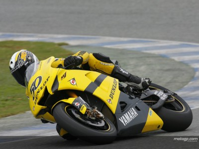 Poncharal happy with early Yamaha performances