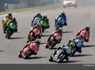 CBS Sports to broadcast three race package of MotoGP races