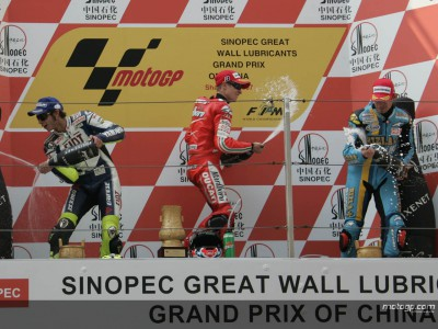 Bridgestone continue their MotoGP advantage in Shanghai