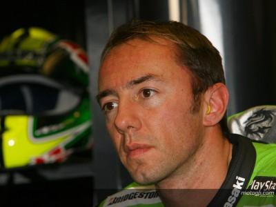Jacque descartado definitivamente para el GP de Le Mans