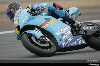 MotoGP morning outing sees Hopkins on top in Le Mans