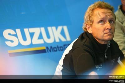 Schwantz revient sur une victoire historique pour Suzuki