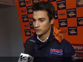 Pedrosa: `Hemos aprendido mucho de la última carrera con lluvia
