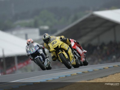 História de sucesso da Dunlop Yamaha Tech 3 em Le Mans