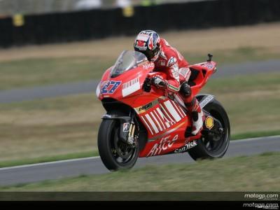 Trockener Testtag in Le Mans nach dem Rennen