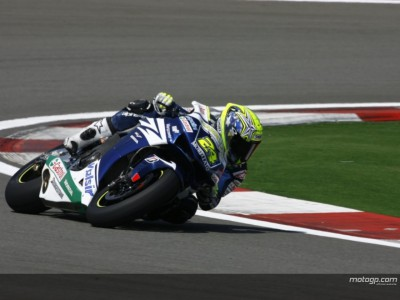 Rossi concludes Le Mans testing on top