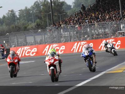 Acompanhe a acção de MotoGP em directo