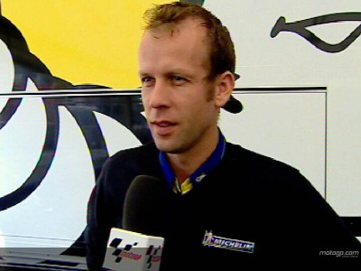 Weber reflects on Michelin season so far