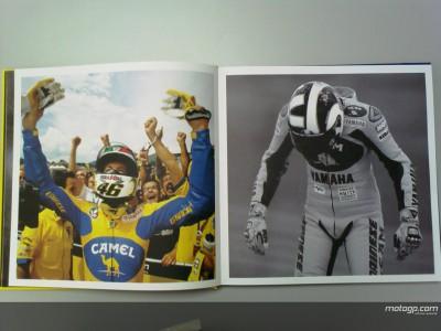 Gagnez un album photo Valentino Rossi avec motogp.com