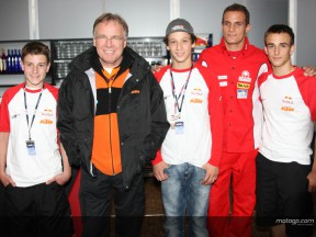 Red Bull MotoGP Rookies Cup 2008: Aperte le iscrizioni