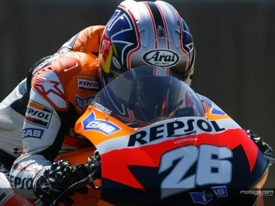 Pedrosa back on the pace at Mugello