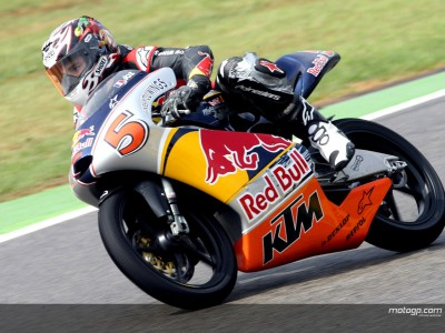 Zarco wins second Red Bull MotoGP Rookies Cup race