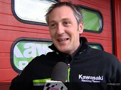 Bartholemy de Kawasaki Racing analiza la jornada de MotoGP