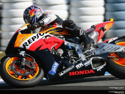 Pedrosa on the pace in Mugello warm-up