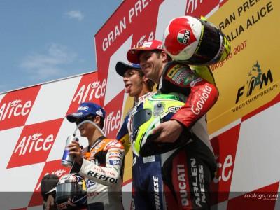 MotoGP-Sieg Nummer Sechs für Rossi in Mugello