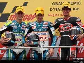 Faubel takes superb 125cc victory at Mugello