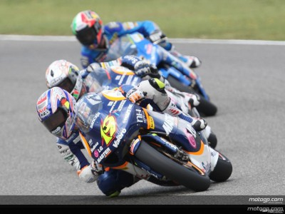 The views from the 250cc podium at Mugello