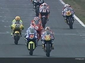 Biaggi vs. Rossi: MotoGP's biggest rivals