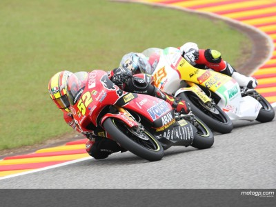 Pesek loses control and World Championship lead on last corner