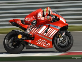 Ducati algo preocupada com falta de dados de Barcelona