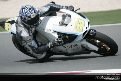 Ilmor GP back in action at Goodwood this month