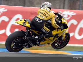 Dunlop continue to run 16' fronts in Spain