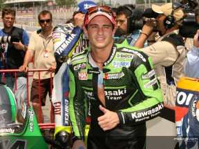 Day of mixed fortunes for Kawasaki Racing