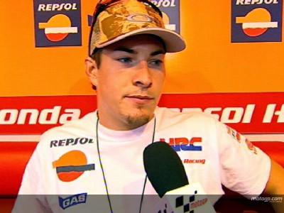 Hayden looks to tyre and chassis for solutions