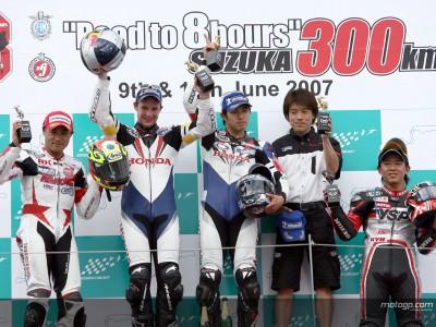 Kiyonari e Rea ganham 300km de Suzuka