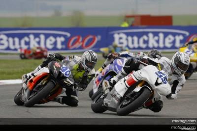 Jerez hosts round three of CEV Buckler