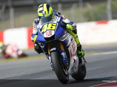 Rossi is premier class podium record holder