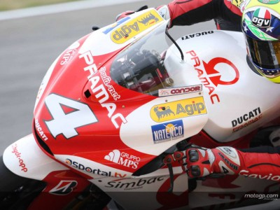 Luis dAntin acknowledges potential Donington difficulties