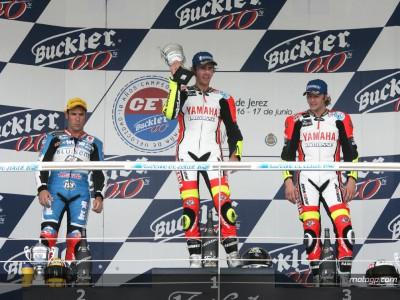 Brillante jornada de carreras en el CEV Buckler de Jerez