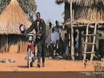 Con Ewan McGregor in Africa in moto per Riders for Health