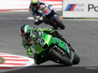 De Puniet surgery improves Kawasaki riders condition