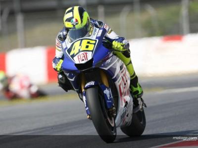 Rossi, a Donington sarà una gara dura