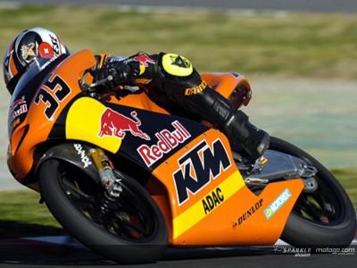 Krummenacher relives Catalunya podium