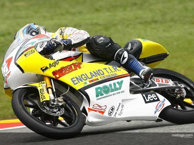 Bianco back for British race