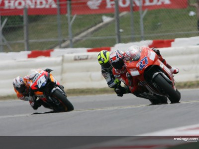Donington MotoGP racing numbers