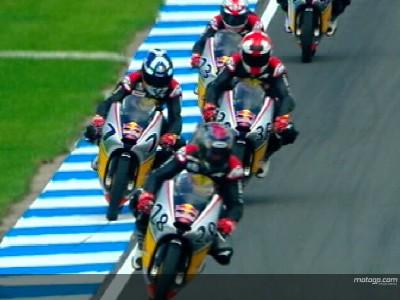 Savvy conquista segunda vitória na Red Bull MotoGP Rookie