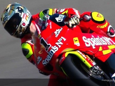 Jorge Lorenzo´s riding style