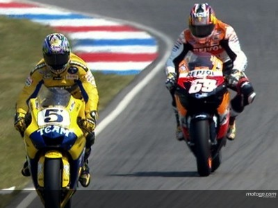 Assen 2006: An all-American battle