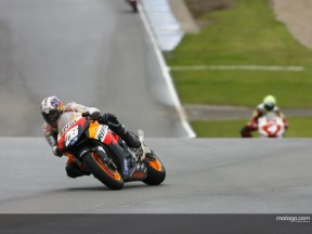 Repsol Honda pair reflect on frustrating race