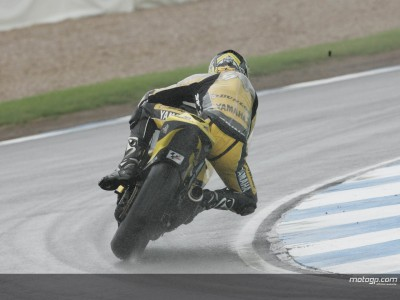 Week-end difficile pour Dunlop Yamaha Tech3